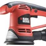 black decker exzenter